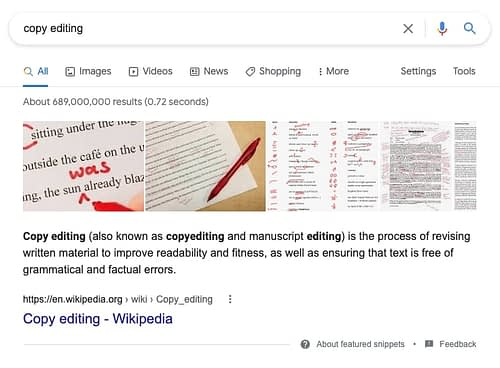 how to become a freelance copy editor