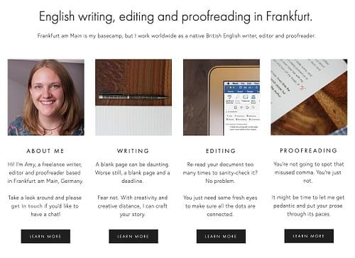 remote freelance editor website
